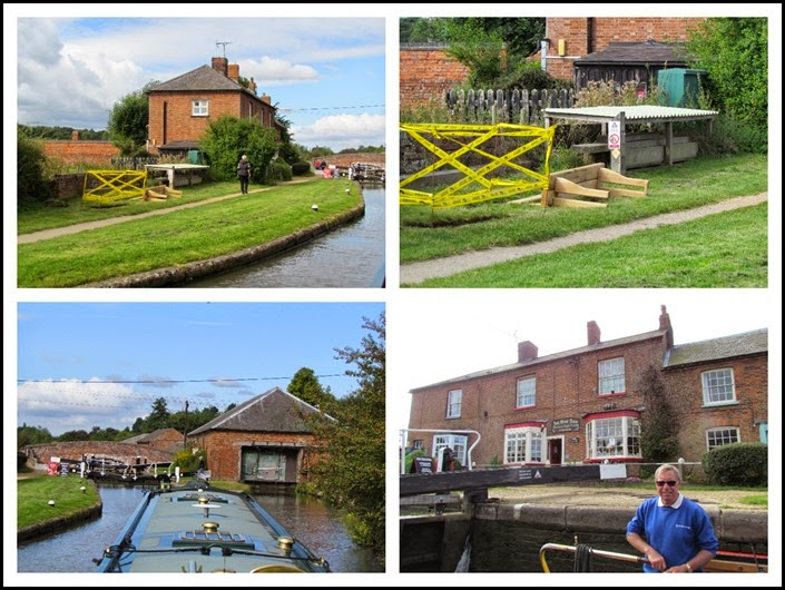 2 braunston Locks
