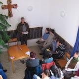 Nagyböjti lelkigyakorlat - Tihany, 2010. március 19-21.