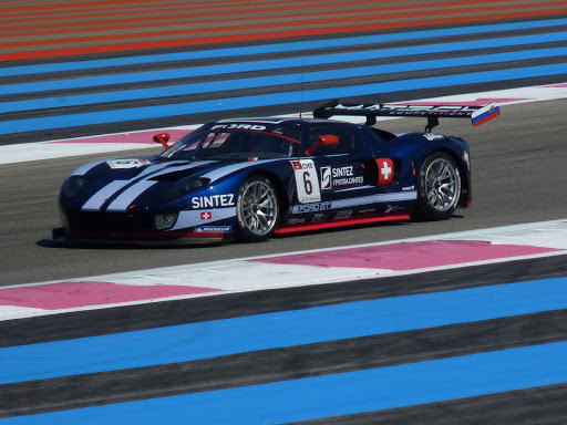 Ford GT Matech Competition