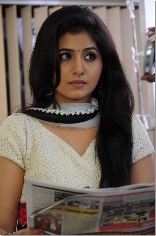 Actress Rashmi Menon in Hyderabad Love Story Movie Stills