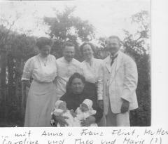 Ella Julius Anne Franz Caroline
