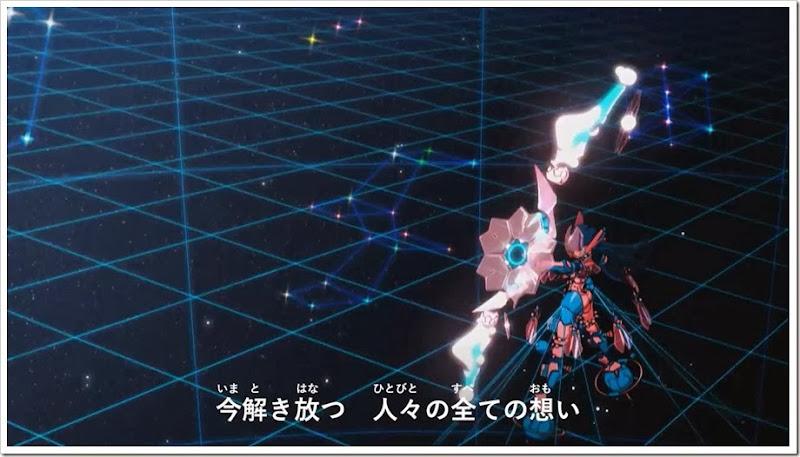 Mirai Mitsuko Harima Sakura - fripSide anime_23