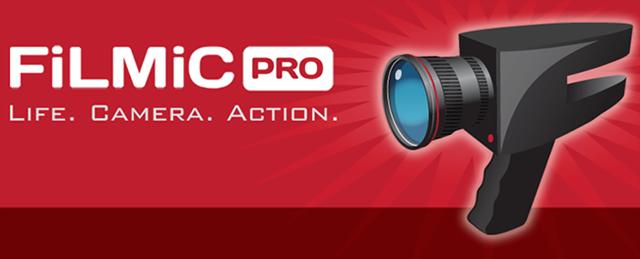 FiLMiC Pro تطبيق تصوير فيديو و أفلام إحترافى للأيفون و الأيباد