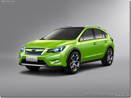 Subaru XV Concept6