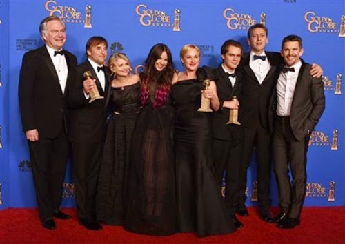 golden globe 2015 boyhood