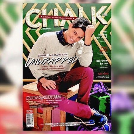 Daniel Matsunaga - Chalk Dec 2014