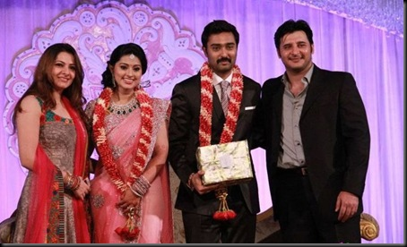 Sneha and Prasanna Wedding Reception Photos_46