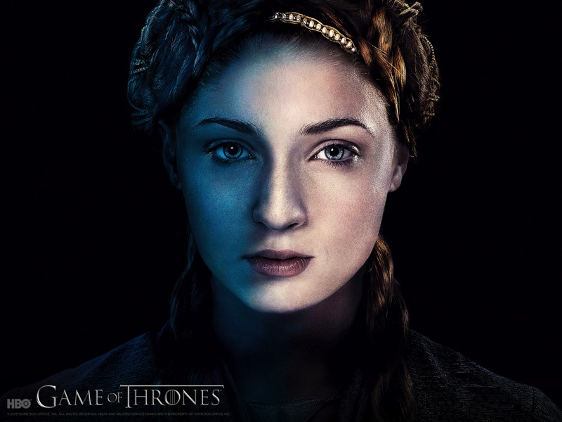 Game of Thrones season 3 wallpaper Sansa