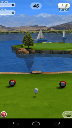 Flick Golf! Free-01