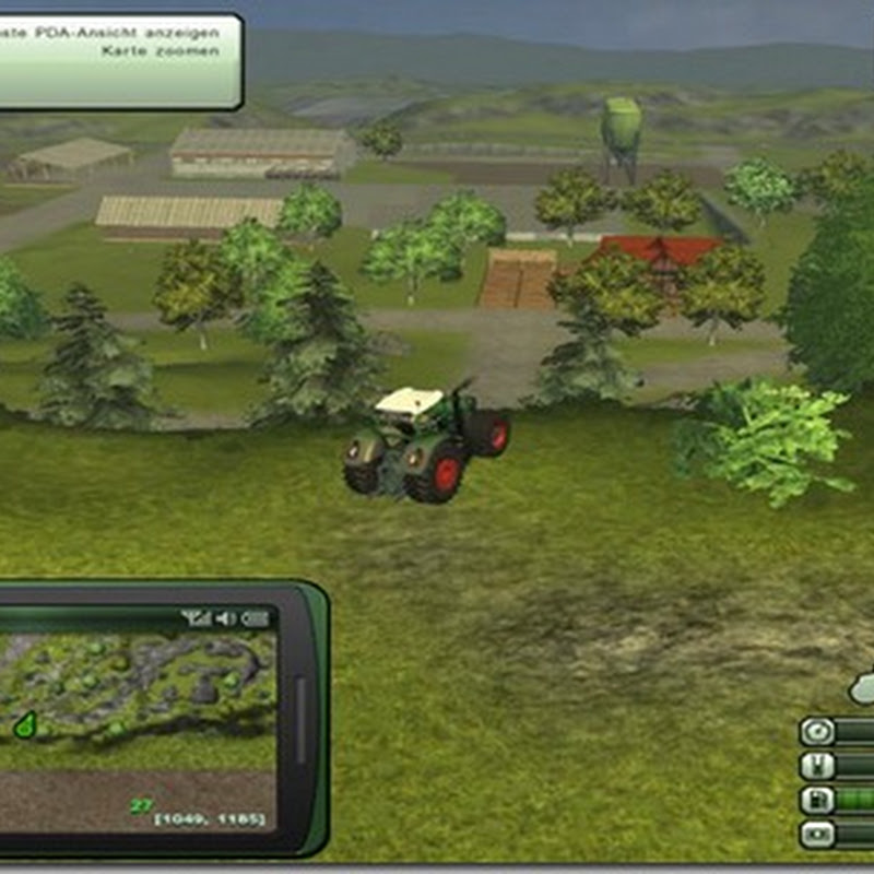 Farming simulator 2013 - AUSTRIA MAP v 1.0