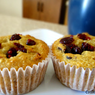 Almond Flour Cranberry Muffins Recipes