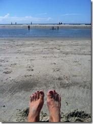 Beach Feet 2