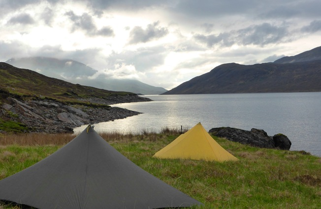 DAY 3: MORNING ON LOCH QUOICH