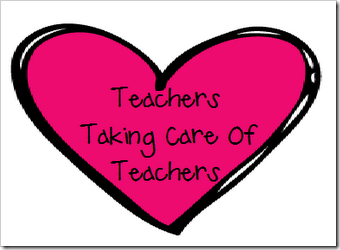 teachers taking care
