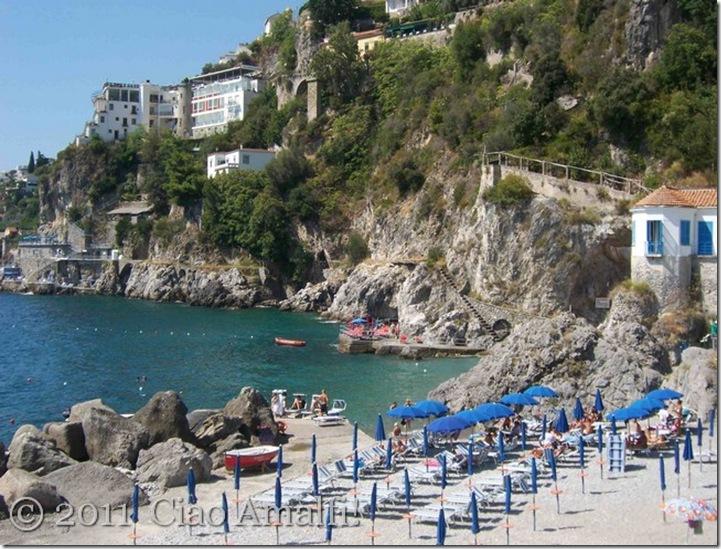Ciao Amalfi Sirene Beach