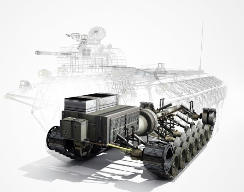DARPA FANG Challenge 1 Mobility Drivetrain Guidelines