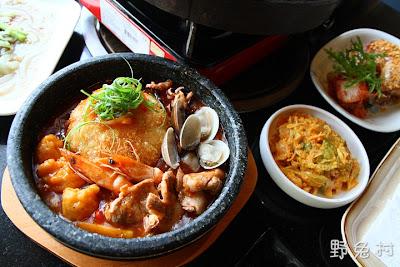 [臺南-美食] 東大門-韓式料理