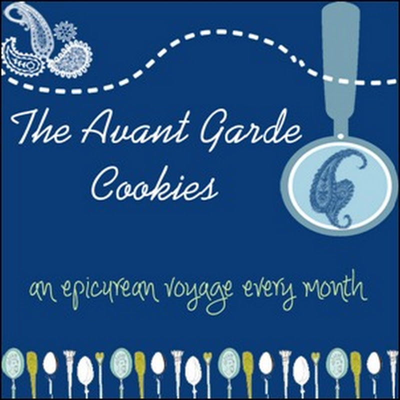 Avant Garde Cookies ~ On an epicurean voyage