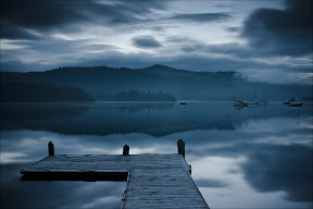 Derwent Marina by Alan Ranger LRPS