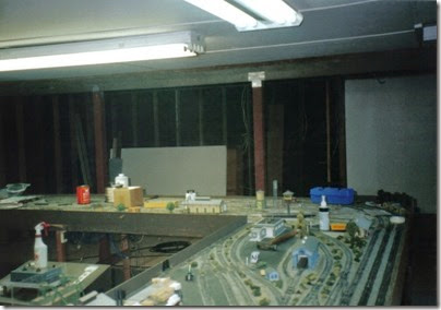 02 LK&R Layout in the Summer of 1997