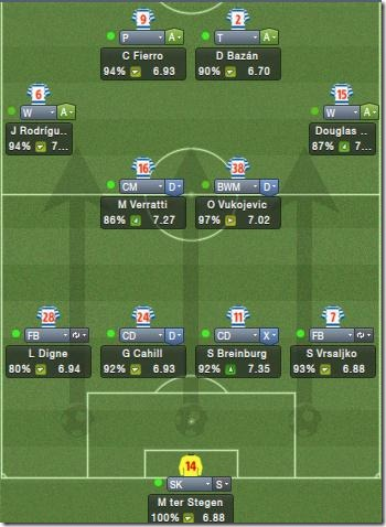 New formation for QPR