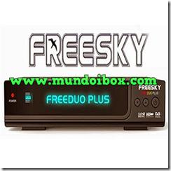 FREESKY FREEDUO  PLUS