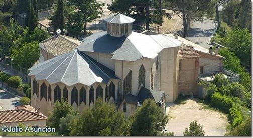 Basílica de la Virgen de Puy - Estella - exterior
