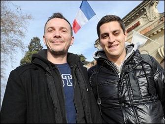 Vincent e Bruno França
