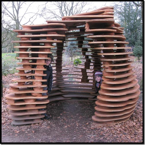 Sculpture by Manchester School of Architecture