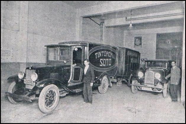 Tintorería Soto 1931_garage