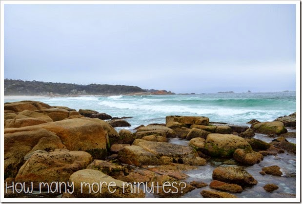 How Many More Minutes? ~ Bay of Fires, Tasmania