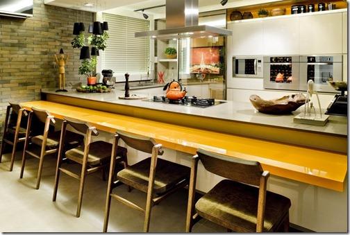 05. Cozinha - Arquitetas Larissa Maffra e Marina Bastos