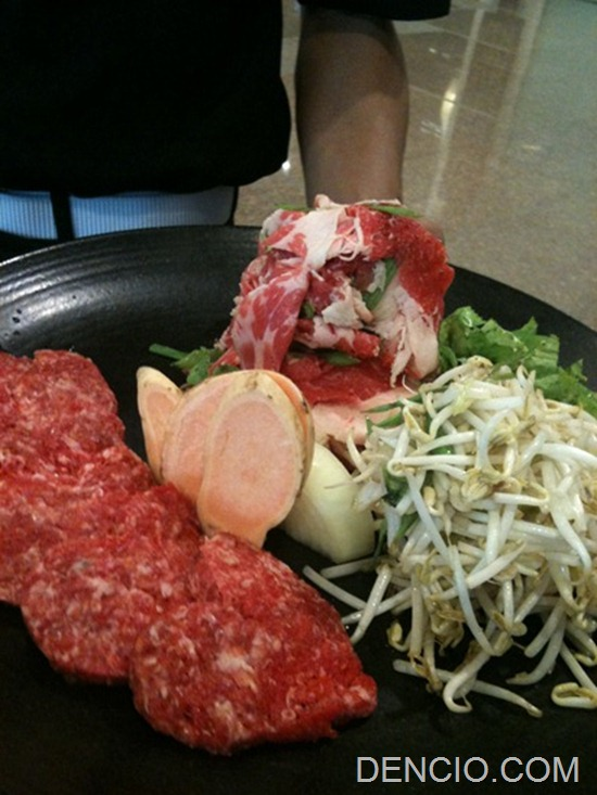 Bulgogi Brothers Heart Shaped Beef