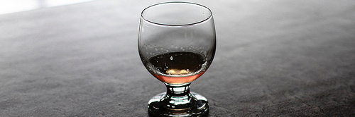 image of the infamous 8 ounce glass featured at Cascade Barrel House courtesy of Portlandbeer.org's Flickr page