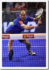 seba nerone, Definidas las semifinales del Master Estrella Damm PPT 2011 Ifema en la 3ª jornada.