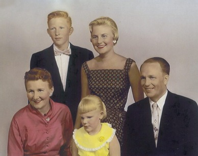 The Dow Ostlund Family