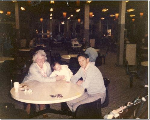 nan shanna arthur butlins 1984