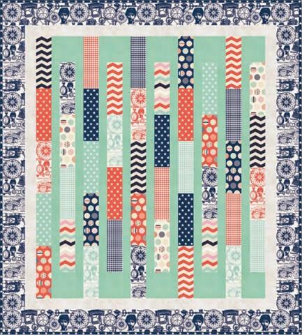 trendsetter free quilt pattern