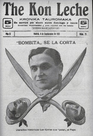 1913-09-08 TKL Bombita se la corta