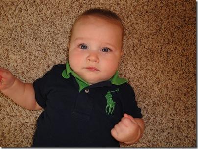 14.  Gerber baby Knox