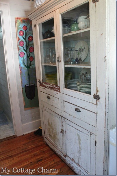 old chippy hutch