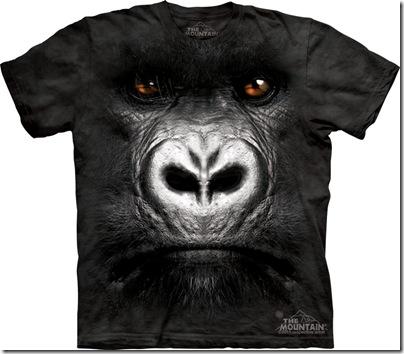 tricou gorila