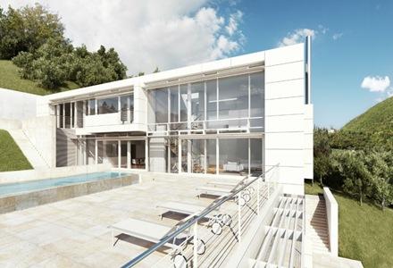 proyecto-de-construccion-casa-en-Villa-Gardone-de-Richard-Meier-&-Partners