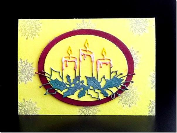 Božićna čestitka - Christmas card - Weinachtkarte (4)