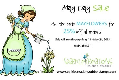 May Sale Banner