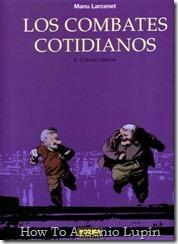 P00004 - Manu Larcenet - Combates cotidianos #4