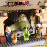 Jabba the Hutt in lego