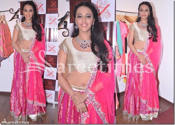 Swara_Bhaskar_Pink_Lehenga