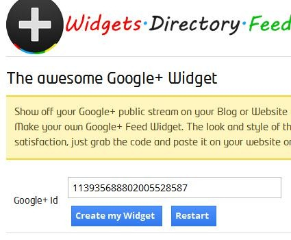 google-plus-widget-creator