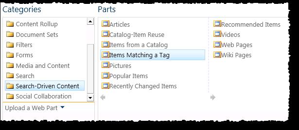 SearchDrivenContent_WebParts